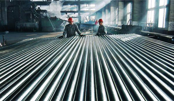 热镀锌管生产线
